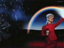 Paul Schadt and Sarah Lee's photo on #rainbow