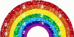 Amanda Jo's photo on #rainbow