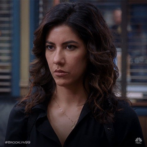 Stephanie Beatriz's photo on #Brooklyn99
