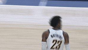 NBA's photo on Wesley Matthews