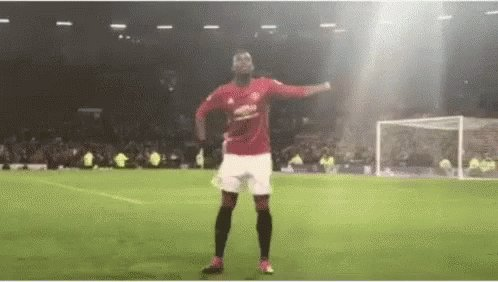 Happy birthday to Paul Pogba. Maybe the best player in the premiere league. Hope you have a great day.