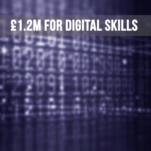 Lancashire is one of four regions in the UK to have secured £261,000 of investment from the Government's £1m Digital Skills Innovation Fund (DSIF). #DigitalSkills #Partnership #UpskillingLancashire @lancslep @MarketingLancs