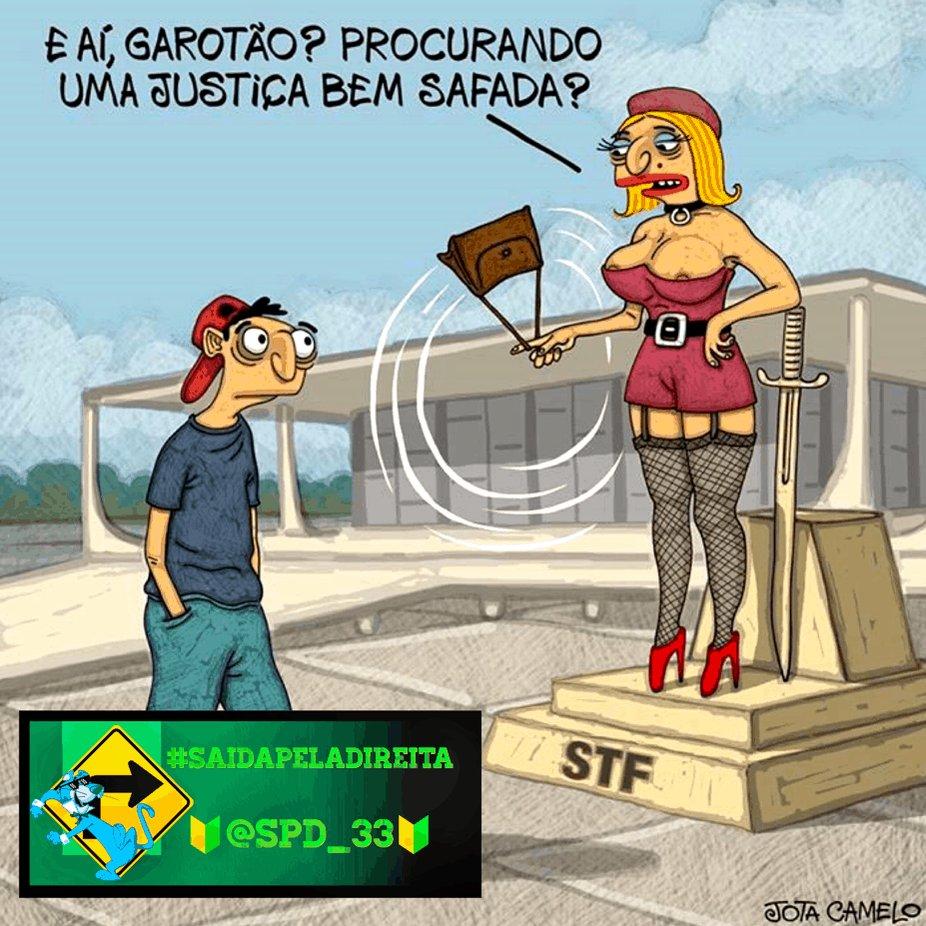 🔰#SaidaPelaDireita∴ Bolsonaro's photo on Justiça Eleitoral