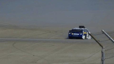 NASCAR's photo on #BuschPole