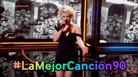 TVE's photo on #LaMejorCancion90