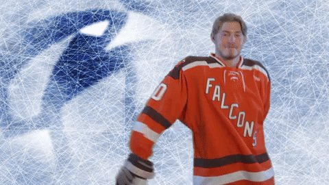 Bowling Green Hockey's photo on Red Hot