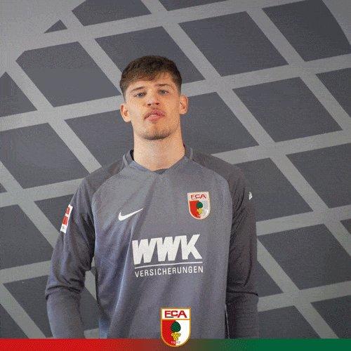 FC Augsburg's photo on freistoß