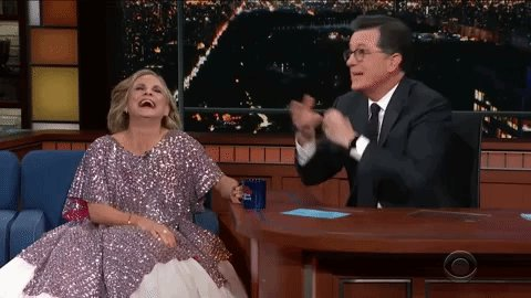 Happy Birthday to a friend we love to laugh with, Amy Sedaris  We love you!