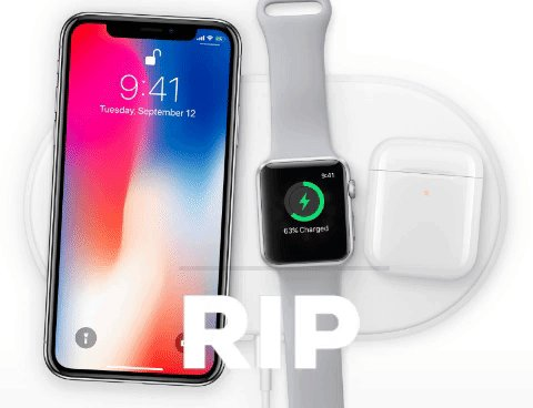 Wow... Did not expect this 😔 Do any of you use wireless charging pads? What's your experience like? Sound off in the comments below!