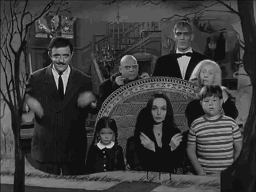 There re creepy and they re kooky, mysterious and spooky  .. Happy Birthday John Astin!
