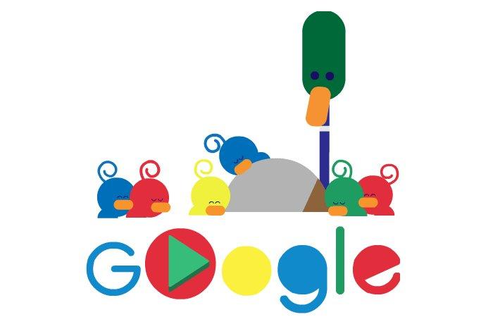 Feliz día a quien siempre está buscando tu felicidad. #GoogleDoodle #FelizDiaDelPadre