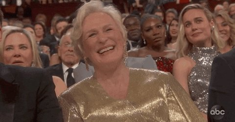Happy birthday to the queen that is Glenn Close (and me)