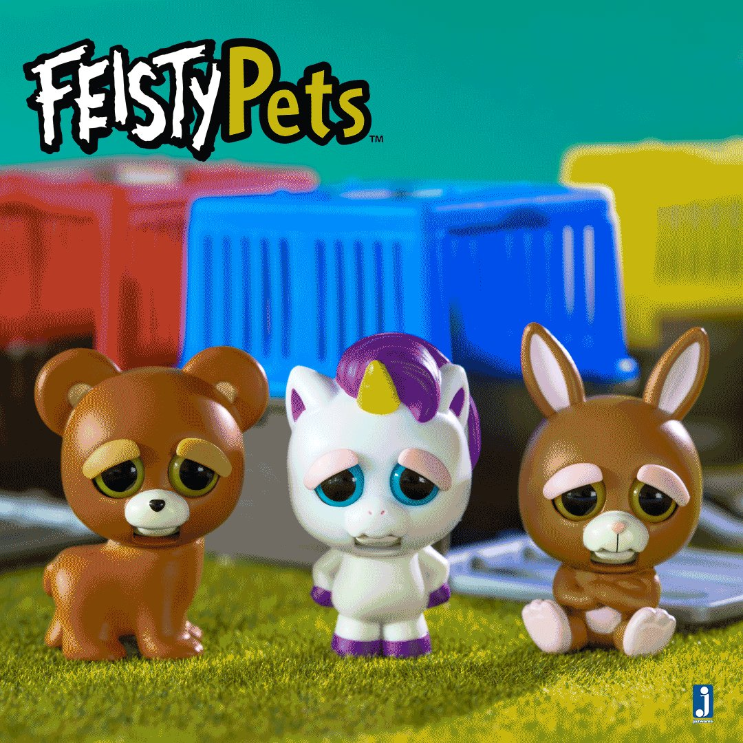 You came to the wrong neighborhood and it's too late to turn around! If you can't beat 'em, join 'em - now at @Walgreens! #feistypets