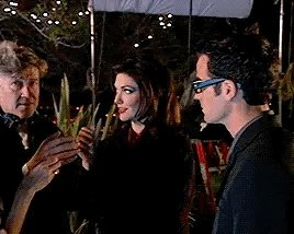 On the set of Mulholland Dr. (2001)