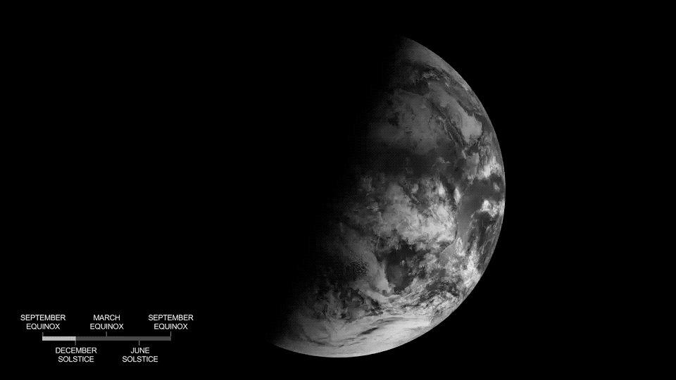 NASA Earth's photo on #firstdayofspring