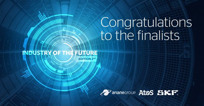 📣 Les 21 #startups finalistes du #ChallengeIndustrieDuFutur ont été annoncées...
