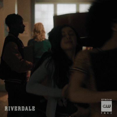 RT @CW_Riverdale: Dear diary…🧐 #Riverdale's musical episode starts in ONE HOUR. https://t.co/A7kLy8GakO