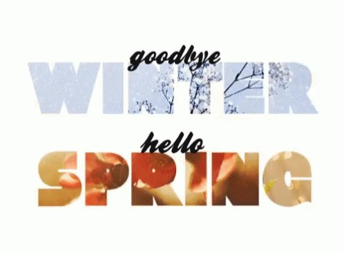 Let's spring into a new season of applied learning opportunities
