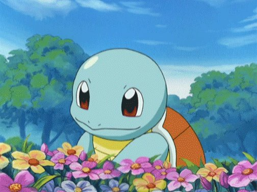 Just thinking about this Squirtle on the #FirstDayofSpring 🌸