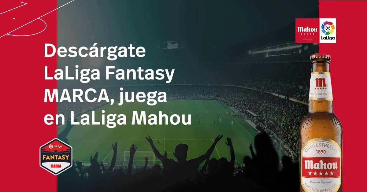 Además de premio todos los meses, LaLiga Mahou de @FantasyLaLiga tiene un premio anual que no vas a querer perderte ;)  📲 ¡Descárgatela y empieza a jugar ya! iOS: https://itunes.apple.com/es/app/laliga-fantasy-marca-18-19/id968915185?mt=8… Android: https://play.google.com/store/apps/details?id=com.lfp.laligafantasy&hl=es…