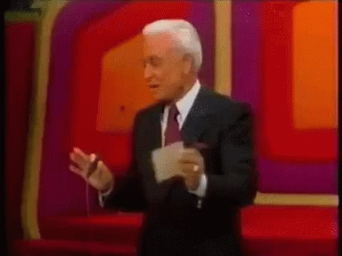 Watching the Price Is Right before the tourney starts (Plinko is #1 game and it's not close do not @ unless you want a condo in blockville)