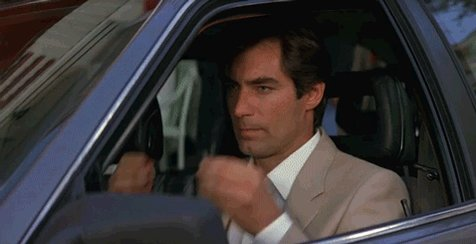 Happy birthday to Timothy Dalton who is a better James Bond than Daniel Craig