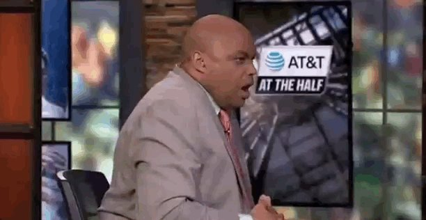 Charles Barkley's Reaction To The Auburn Game Is Going Viral