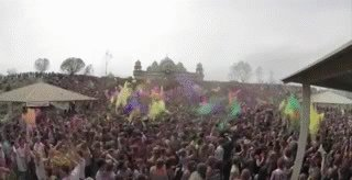 To all who celebrate, here's hoping this #Holi fills your world with color, joy and prosperity!