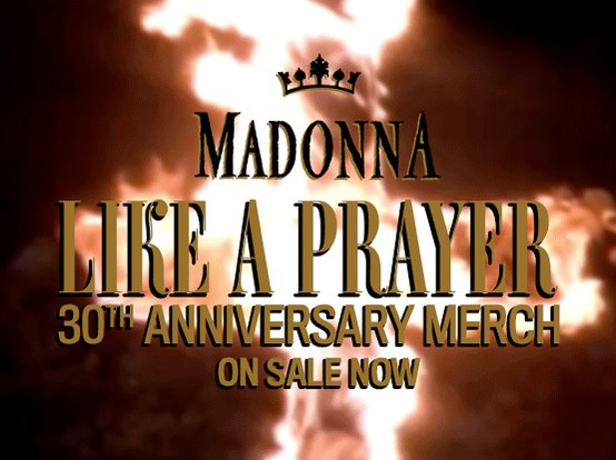 Image for the Tweet beginning: Madonna's official store has joined