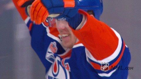 Amy C.'s photo on Oilers