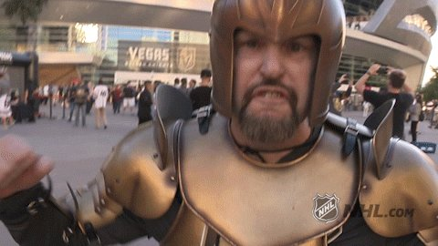 Let's head out to Sin City for bonus coverage! #DETvsVGK is coming up next.