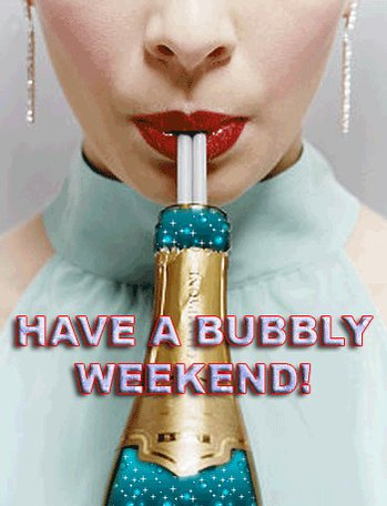 Wishing everyone a super duper amazing and fabulous #Weekend!! Enjoy and be happy!! 💖💕🍾🥂🍻🎶🎶😘  #WeekendVibes