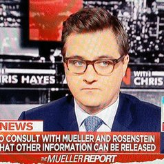 Image for the Tweet beginning: Did Chris Hayes's inner Amy