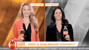 Cheers to Orange Vanilla Coke & Zero Sugar!! Keep killin it @tracywolfson ❤️❤️❤️  Be sure to stop by your favorite @CircleKStores location and grab one for the win. #ad