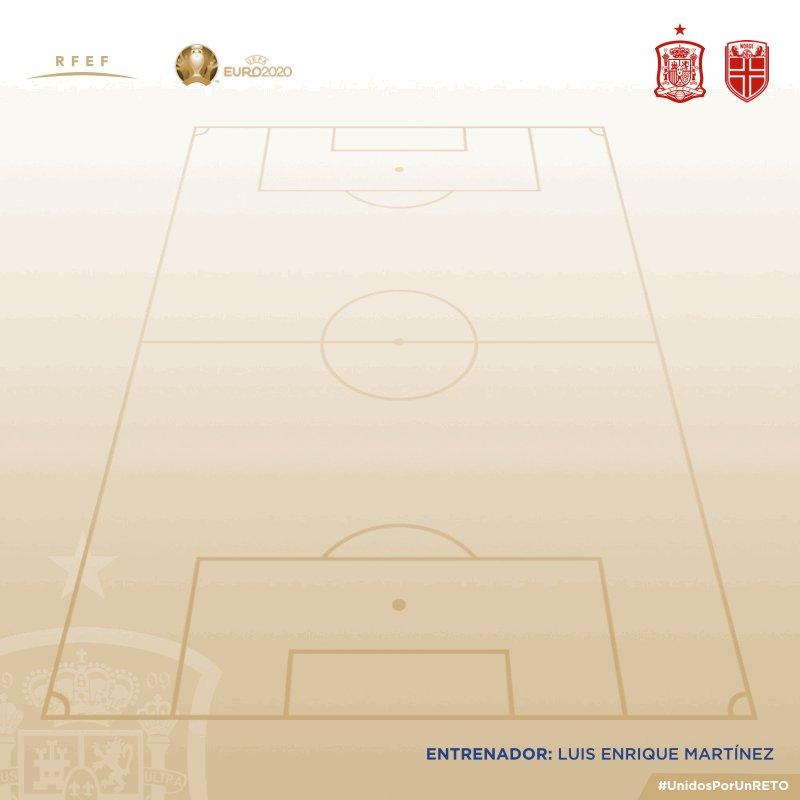 Selección Española de Fútbol's photo on Noruega
