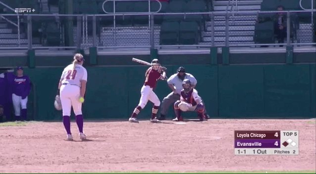 Loyola Softball's photo on McGee