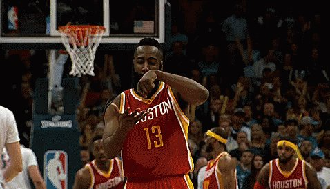When will James Harden be in contention to be one of the GOATS? He is playing lights out right now #NBA #GOAT #Rockets #TheBeard