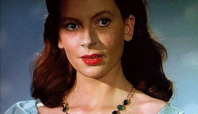 Watching Black Narcissus. Terrifying masterpiece. Thanks @ArunChaud for this one!