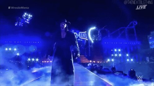 Happy birthday to the legend The Undertaker!
