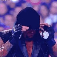 Happy 54th Birthday for my all time fave Wrestler ever, The Deadman The Phenom, The Undertaker