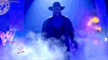 Happy Birthday to the Undertaker.