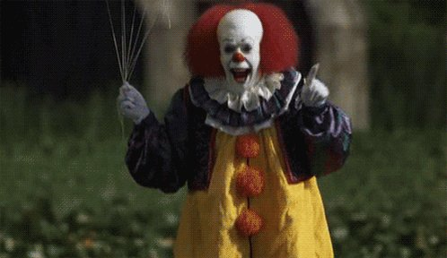 Glad i changed the life of a clown you wouldn't amount to much