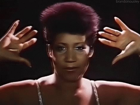 Missing The Queen Of Soul on her birthday...  Happy Birthday Aretha Franklin - born March 25, 1942.  REST IN PEACE.
