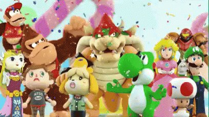 Happy Birthday Reggie Fils-Aimé! Hope you are having a great special day!