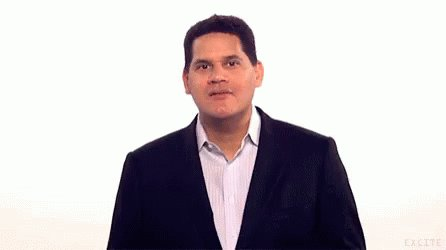 Can\t believe I didn\t see one person on my feed wish Reggie Fils Aime a Happy Birthday! Shame on you people!