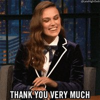 Happy Birthday Keira Knightley! We hope you\re having a fabulous day!!