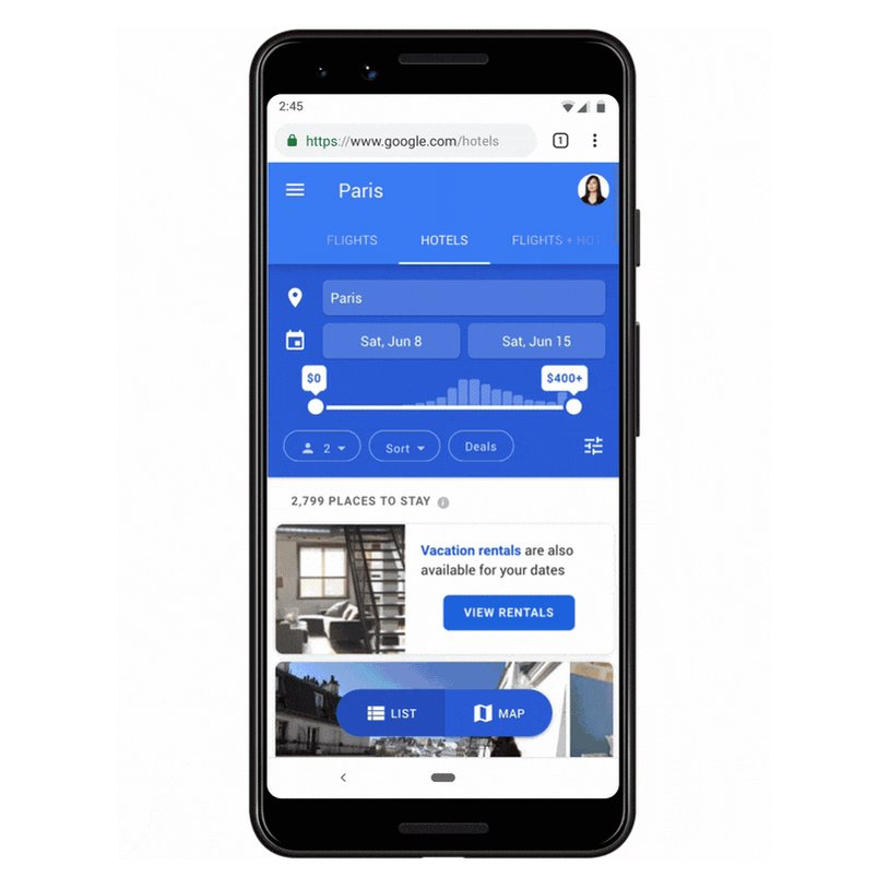 """Google Rent: Google On Twitter: """"To Give You More Choices For Lodging"""