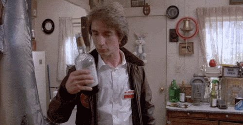 Happy birthday Martin Short. I had so much fun with Innerspace, great -and rare- sci-fi & comedy mix.