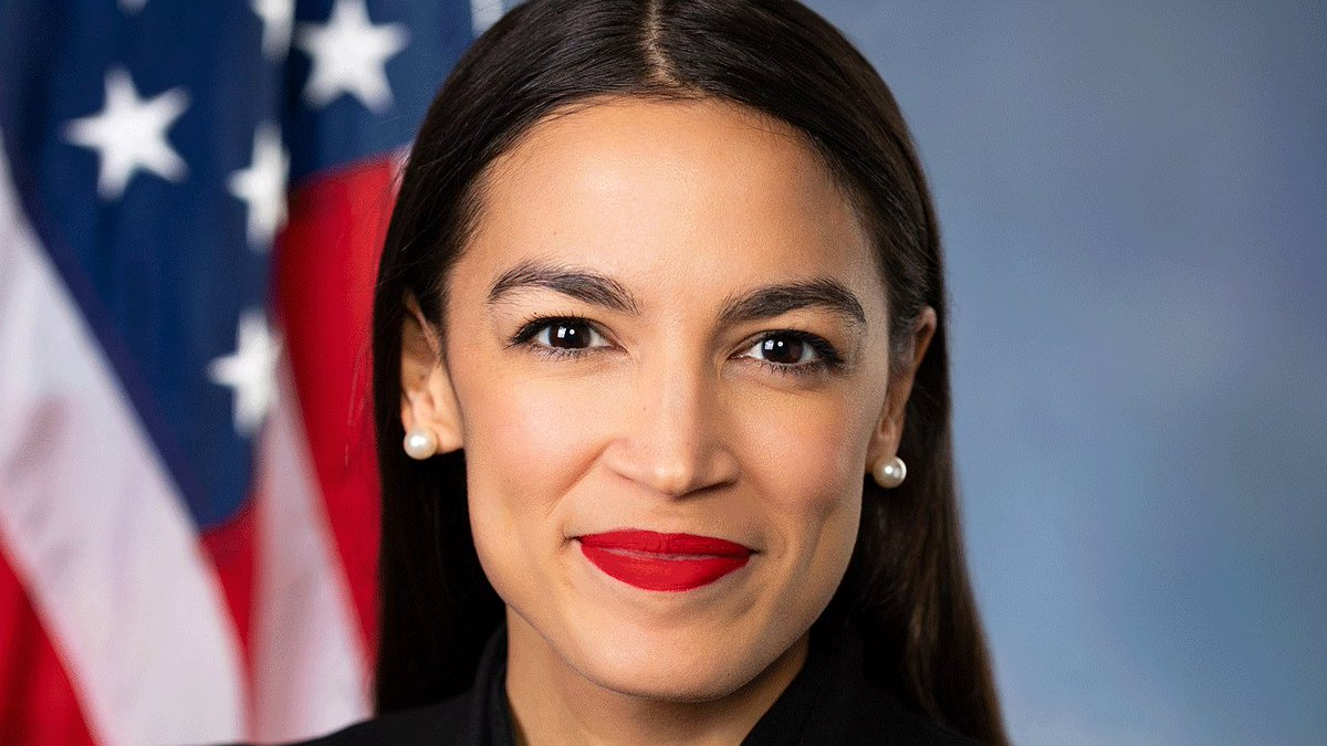 Ocasio-Cortez Thinks She Knows Why No Democrat Voted In Favor Of Her Green New Deal