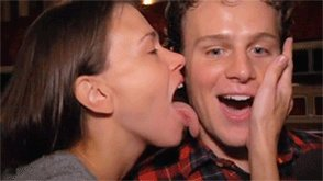 Happy Birthday to the star of my favorite GIF of all time, Jonathan Groff.